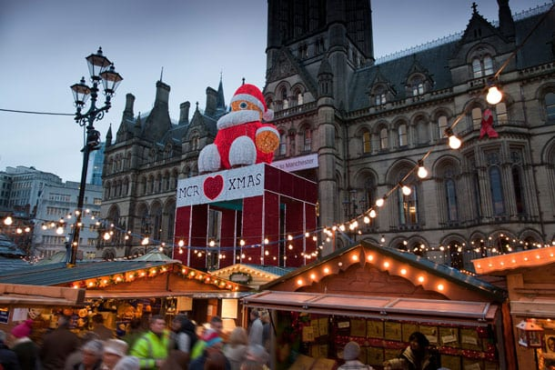 12 Reasons to Visit Manchester City Centre this Christmas I Love Manchester