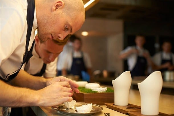 One Night, one kitchen, four Michelin Star chefs I Love Manchester