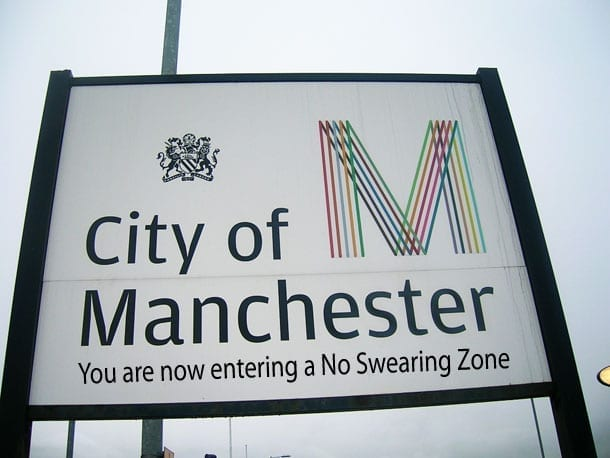 Swearing ban comes into force in Manchester city centre I Love Manchester