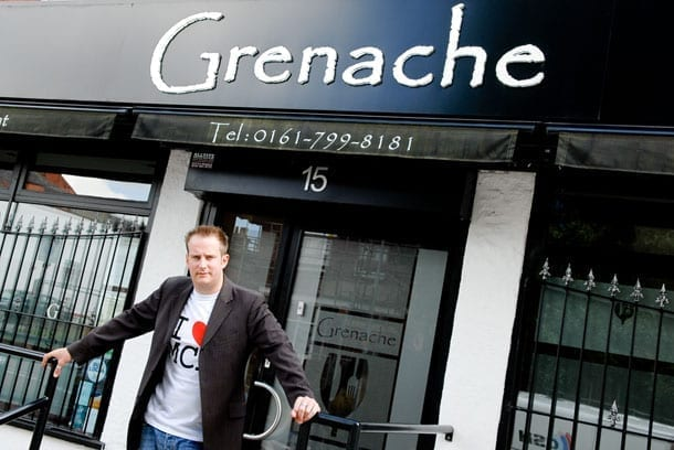 North Manchester foodie favourite Grenache restaurant closes its doors I Love Manchester