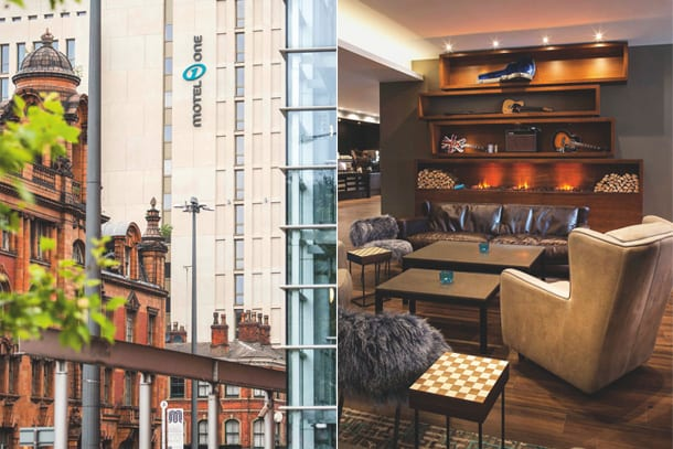 REVIEW: Inside Manchester's newest budget hotel Motel One I Love Manchester