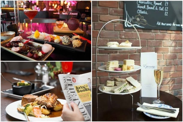Treat Your Mum To Cosmo Food & Drink In Manchester This Mother's Day I Love Manchester