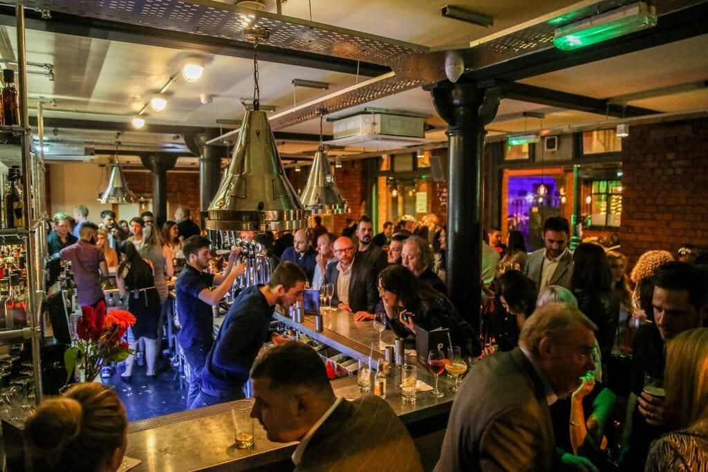 The Pen and Pencil: a trendy 20th Century New York-themed bar opens its doors I Love Manchester