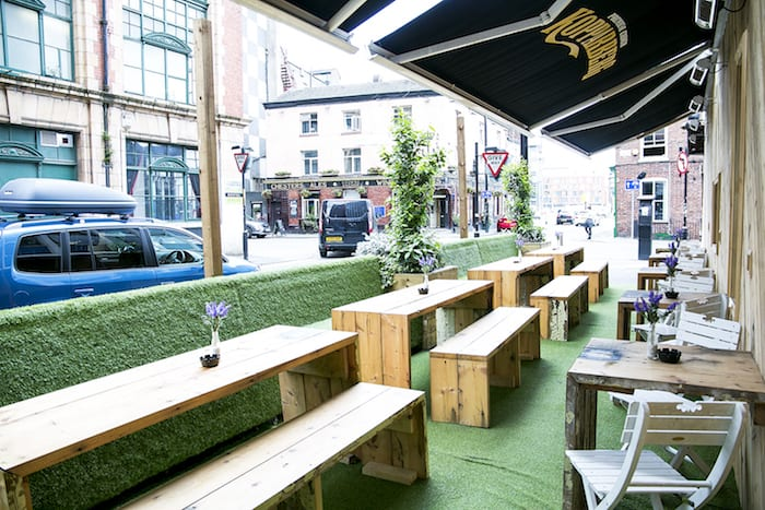 The best sun terraces to grab a drink in the Manchester sunshine I Love Manchester