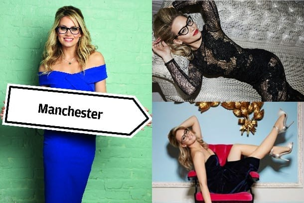 Specsavers Manchester launch search for Spectacle Wearer of the Year I Love Manchester