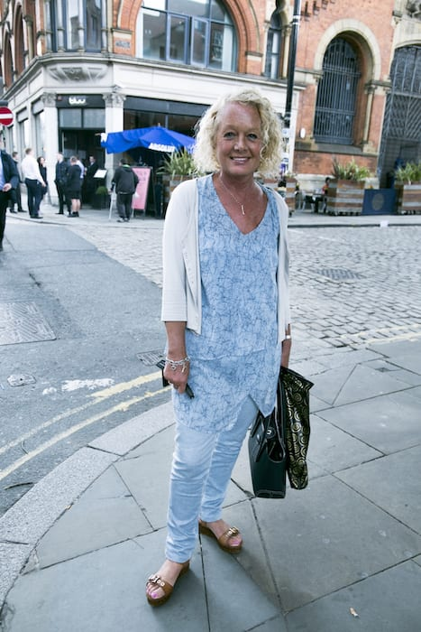 What are you wearing? Manchester summer street style I Love Manchester