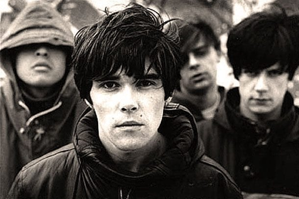 Happy 30th birthday to the Stone Roses album that changed things forever I Love Manchester