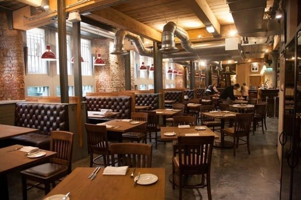 The Albert Square Chop House Reviewed – Homity Pie, Snowflakes And Big Chops I Love Manchester