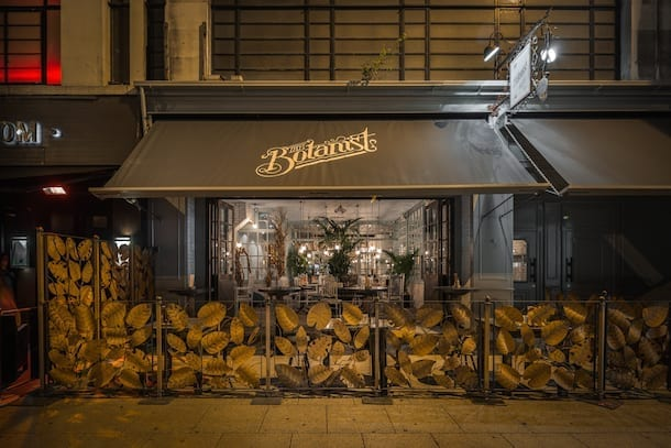 Deansgate is Back: The Botanist Manchester NOW OPEN for Business I Love Manchester