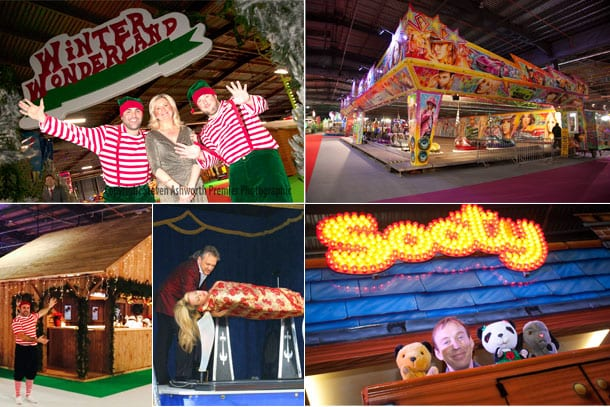 Manchester's Biggest Indoor Christmas Theme Park Returns For 2015 I Love Manchester