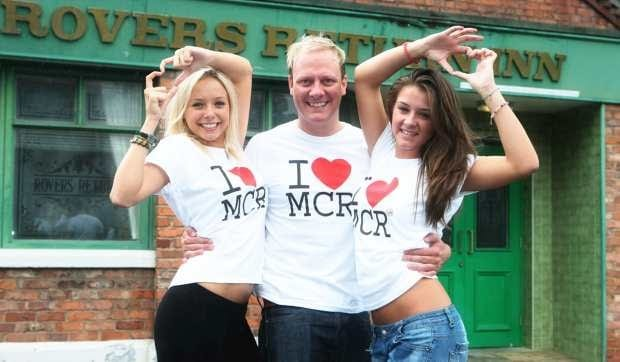7 years ago: the first I Love MCR® campaign was born and united a great city I Love Manchester