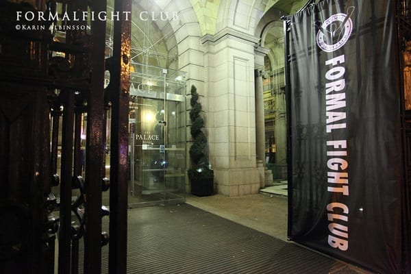 Formalfightclub Palacehotel