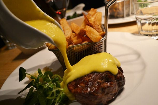 Grillonthealleymanc Bearnaise Sauce