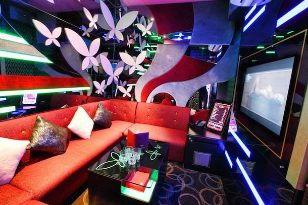 Karaoke Christmas Party.The Ultimate Christmas Party At K2 Karaoke Nightclub I