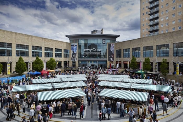 Foodie alert! Lowry Outlet Food Festival returns to MediaCity I Love Manchester