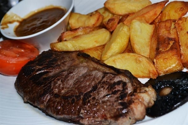 Peckfortoncastle Steak