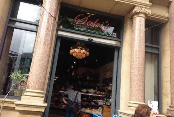Salvi's Mozzarella Bar Reviewed – More than Mozzarella I Love Manchester
