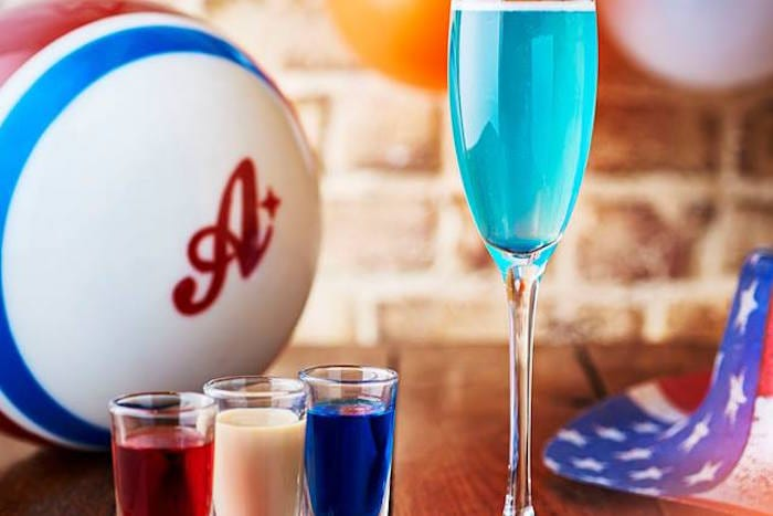 Where to celebrate 4th July with big food, colourful cocktails and/or fancy dress in Manchester I Love Manchester