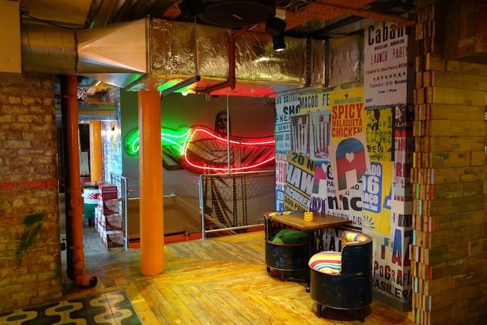 Cabana Manchester_Vibrant Interior