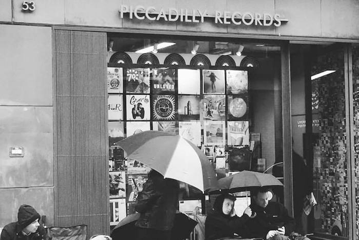 Piccadilly Records Oldham STreet