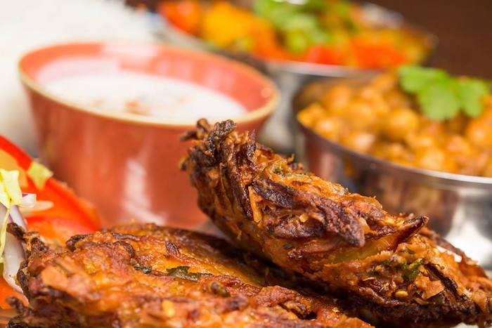 Scene Indian Street Kitchen Manchester