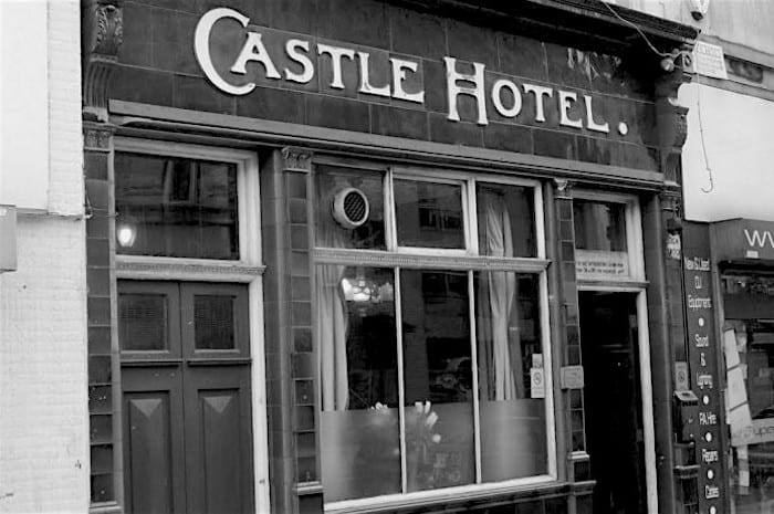The Castle Hotel Oldham Street Manchester