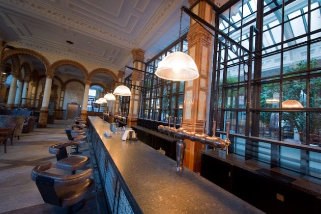 The Refuge dining room & bar: an astonishing space now open to the public I Love Manchester