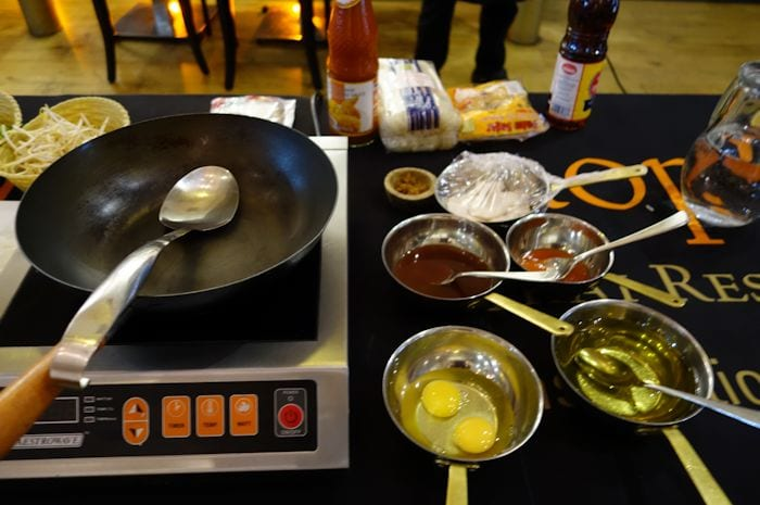 Can't cook Thai food? Will cook Thai food! Learn at Chaophraya I Love Manchester