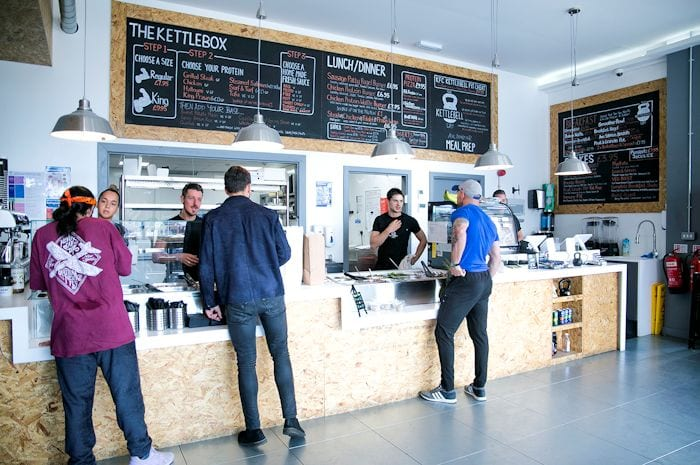 Eat clean, cheat clean at new canteen-style cafe Kettlebell Kitchen I Love Manchester