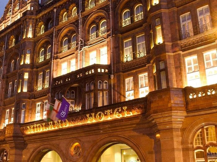 Another Manchester myth shattered: Mr Rolls and Mr Royce probably didn't meet at the Midland Hotel I Love Manchester
