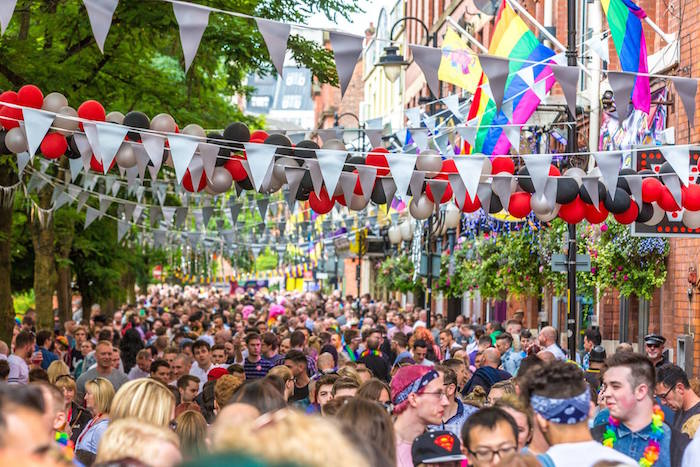 Manchester Pride Weekend