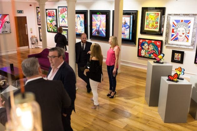 New fine art gallery launches on King Street I Love Manchester