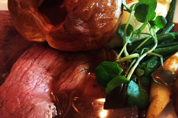 Battle of the Sunday roasts: Dukes 92 is a fine example of a great British tradition I Love Manchester