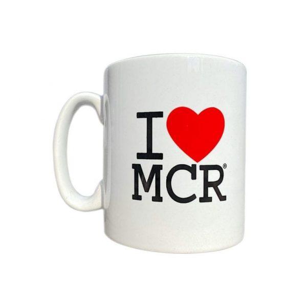 I Love MCR Mug I Love Manchester
