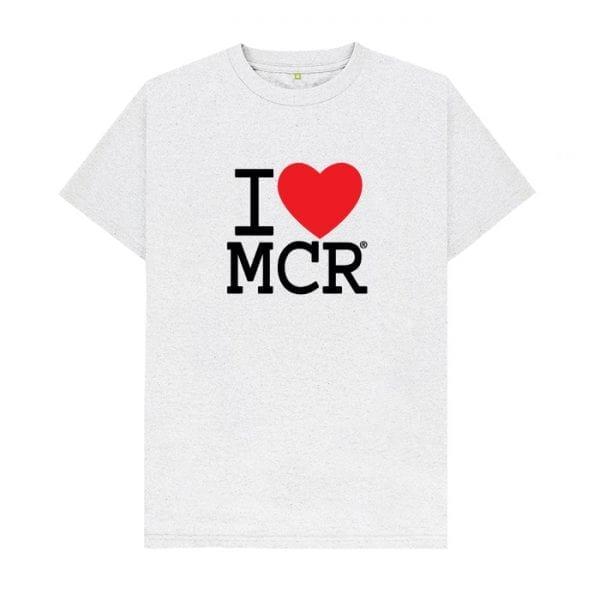 I Love MCR T-Shirt I Love Manchester