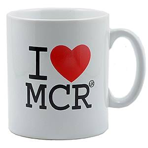 Homepage I Love Manchester