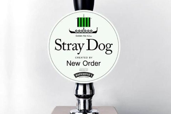 Iconic band New Order's next release isn't an album - it's a beer! I Love Manchester
