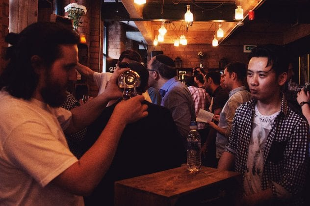 This NQ bar boasts one of the largest collection of whisk(e)y in the country I Love Manchester