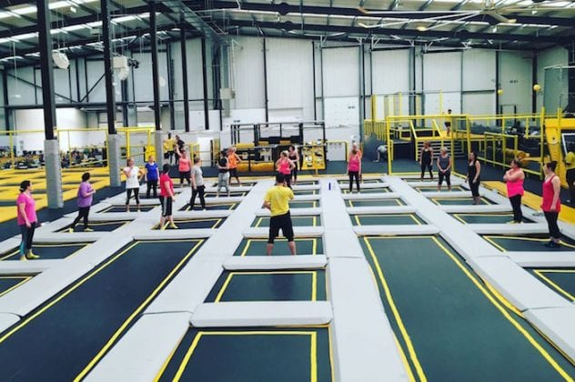 Get ready to #JumpOnIt and burn up energy at Manchester's largest trampoline park I Love Manchester