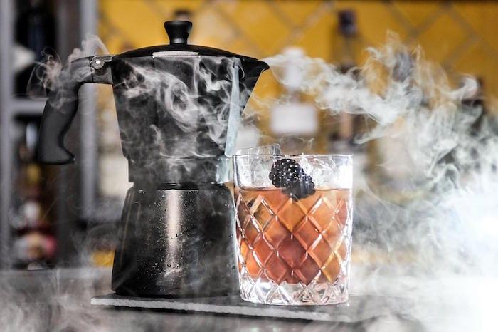 Grafene MCR_Mancohattan cocktail