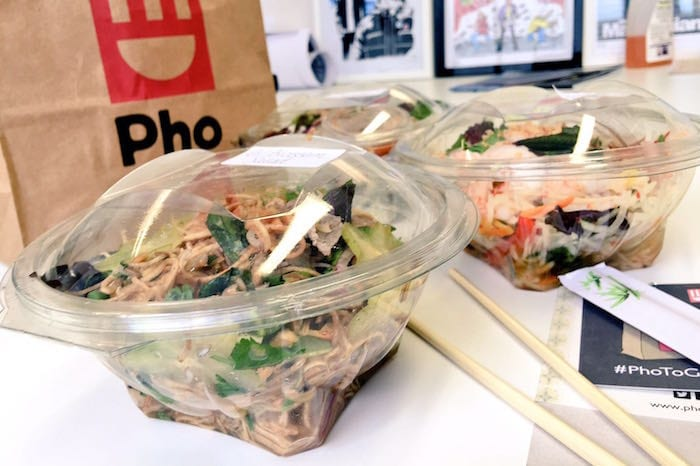Pho Manchester takeaway