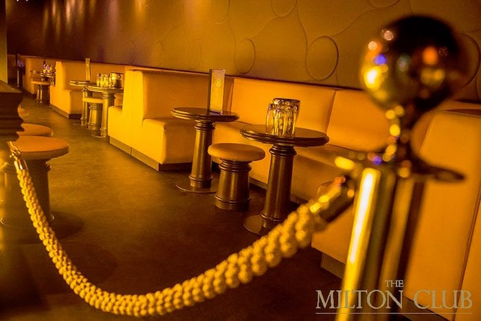 Book a booth with champagne and waitress service for New Year's Eve at this stylish Manchester club I Love Manchester