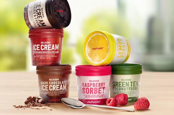 Vapiano_icecream and sorbet