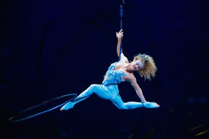 Cirque Du Soleil Amaluna at intu Trafford Centre 'perfect for people and families!' I Love Manchester