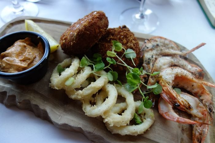 She Says, He Says Review: Marco's New York Italian, MediaCity shows little evidence of MPW I Love Manchester