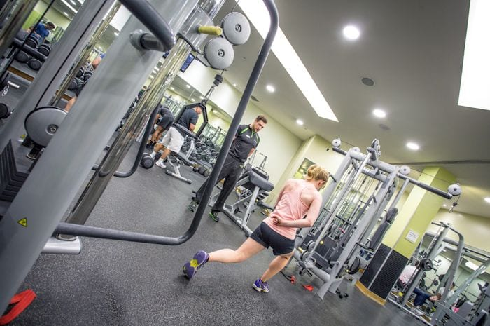 FREE gym membership for January when you join Nuffield Health I Love Manchester