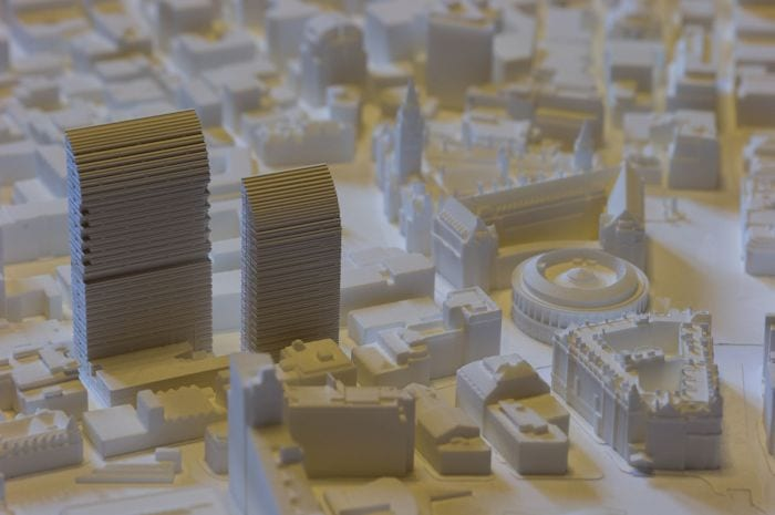 St Michael's massive plans go on public display for people to review I Love Manchester