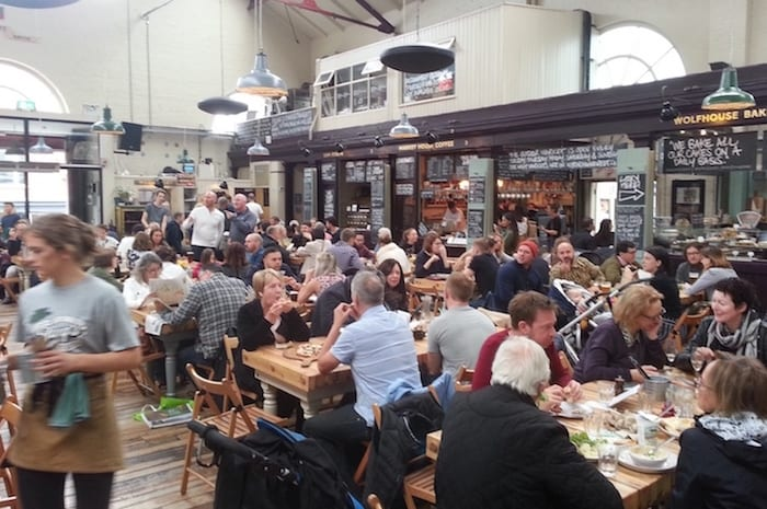 Manchester has the appetite to sustain a Borough-type foodie market I Love Manchester