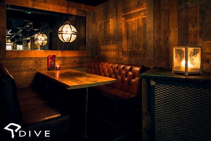 Join the biggest party every weekend until 5am at Dive NQ bar & club I Love Manchester