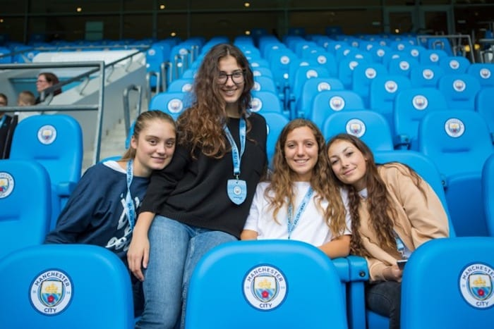 Summer is here and so is the new Man City Stadium and Club Tour I Love Manchester